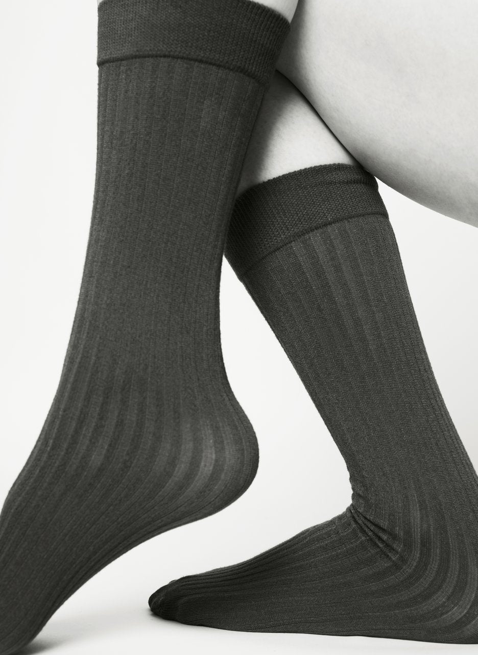 Swedish Stockings Signe Bio-Cotton Socks