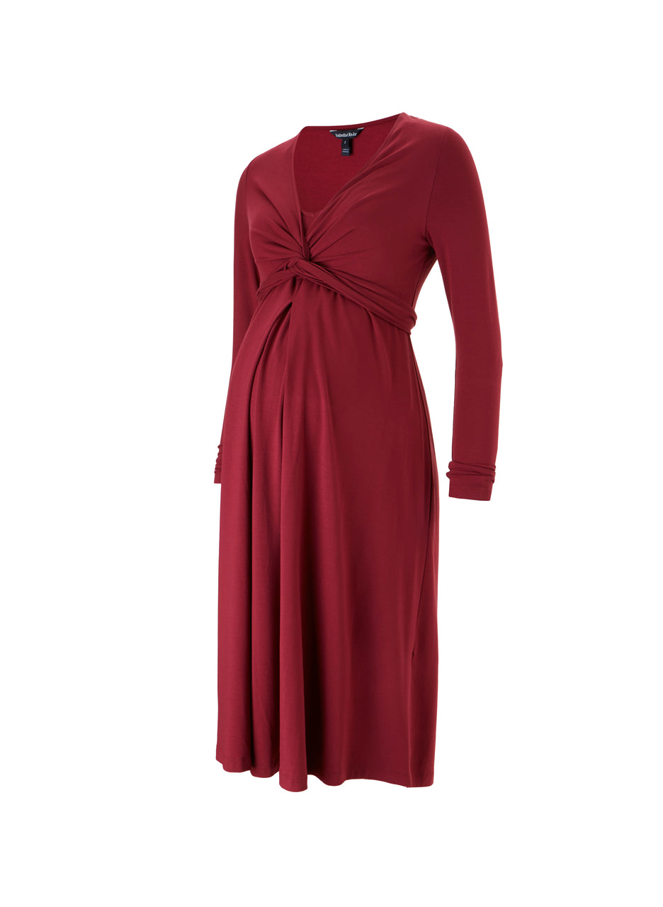 Kym Maternity Dress