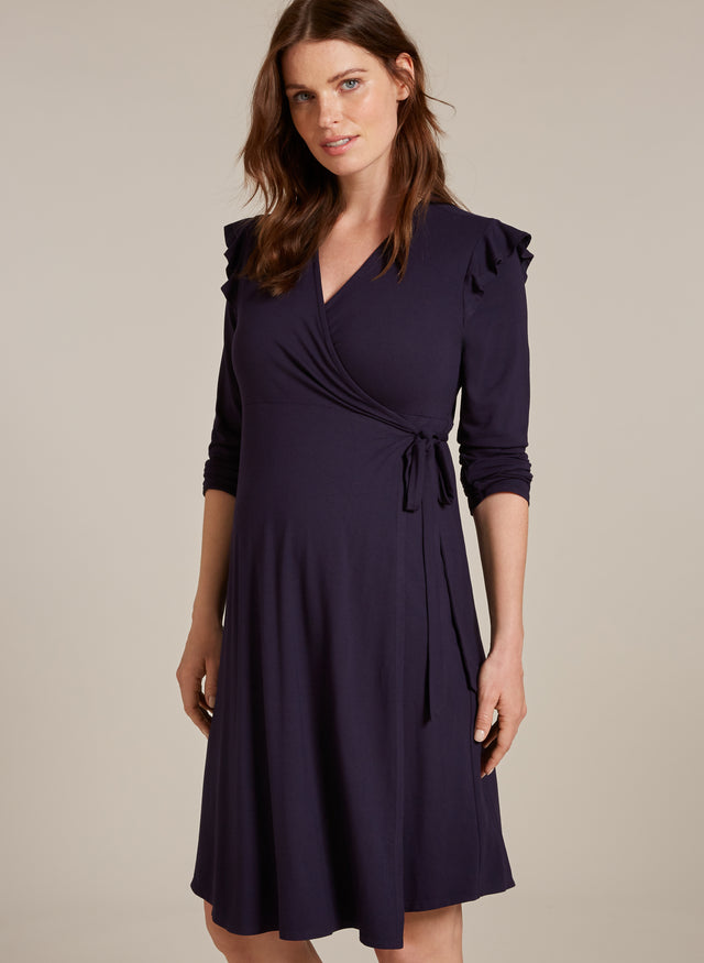 Alma Maternity Dress