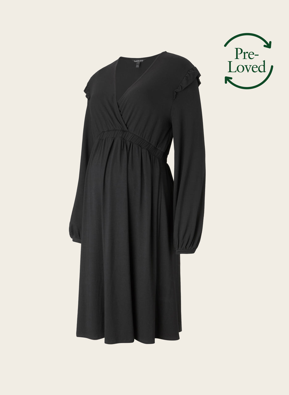 Pre-Loved Lorna Maternity Dress by Isabella Oliver