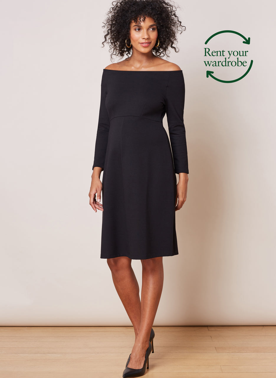 Kennedy Maternity Dress to Rent