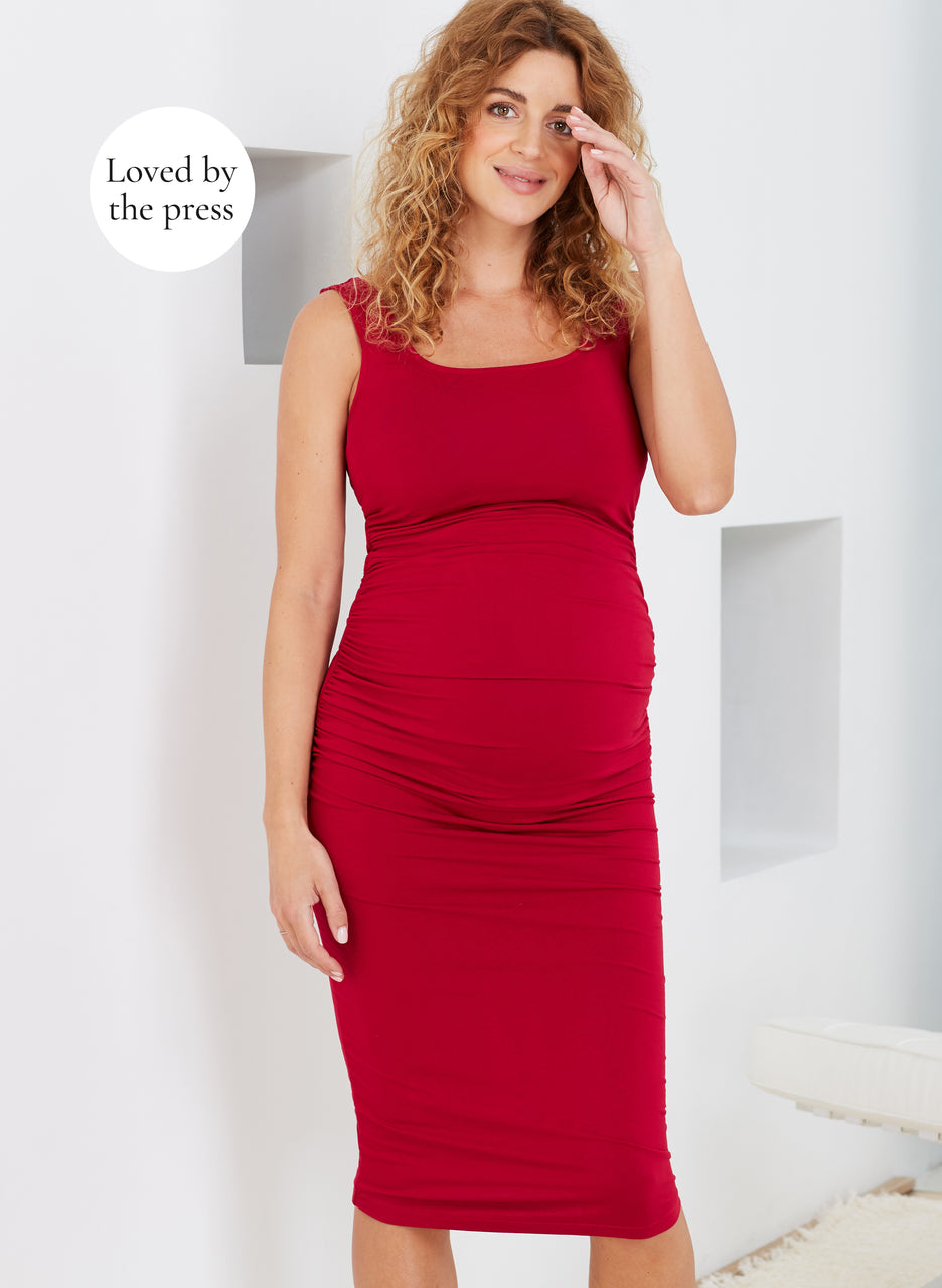 Finley Maternity Dress