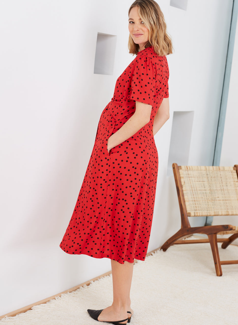Emmie Maternity Dress