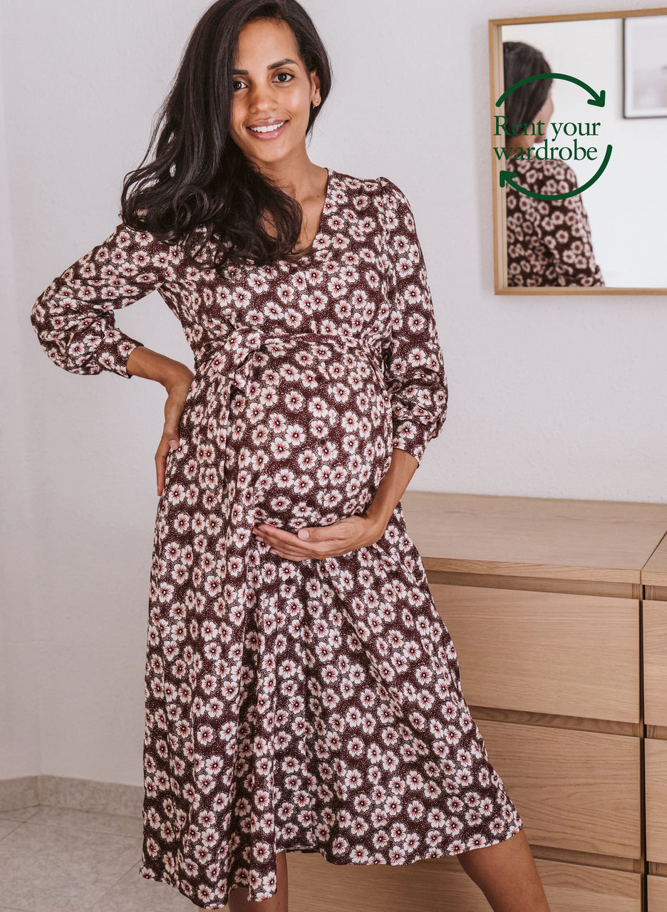 Felicity Maternity Dress to Rent