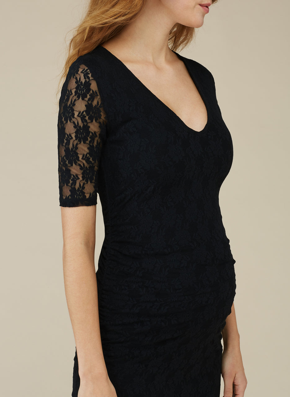 Devonshire Lace Maternity Dress to Rent