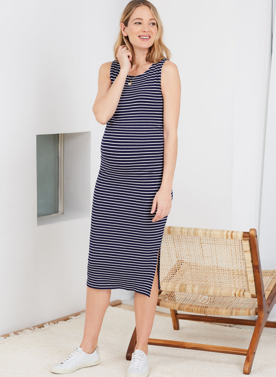 Katerina Maternity Tank Dress
