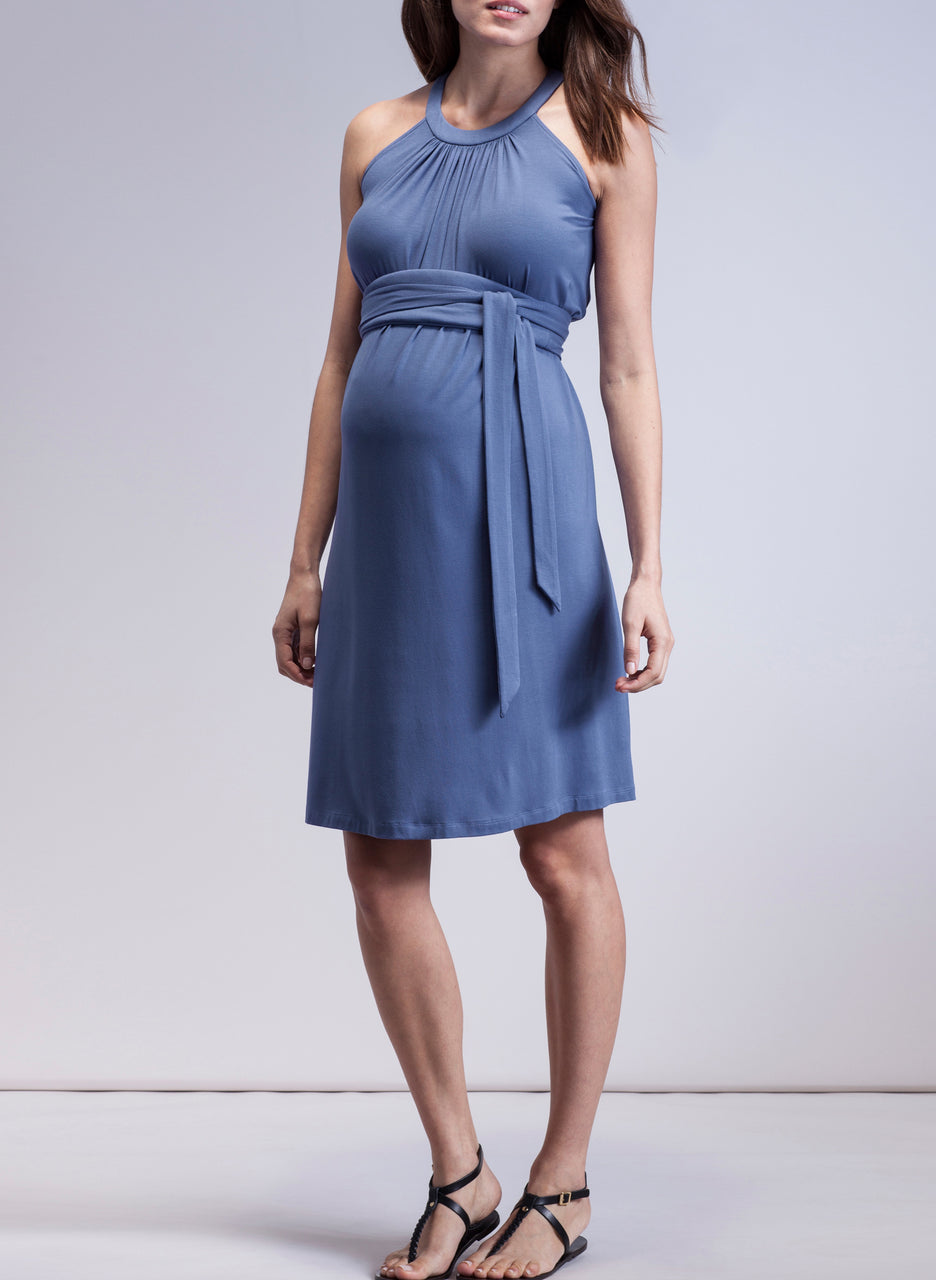 Pre-Loved Allegra Maternity Dress by Isabella Oliver