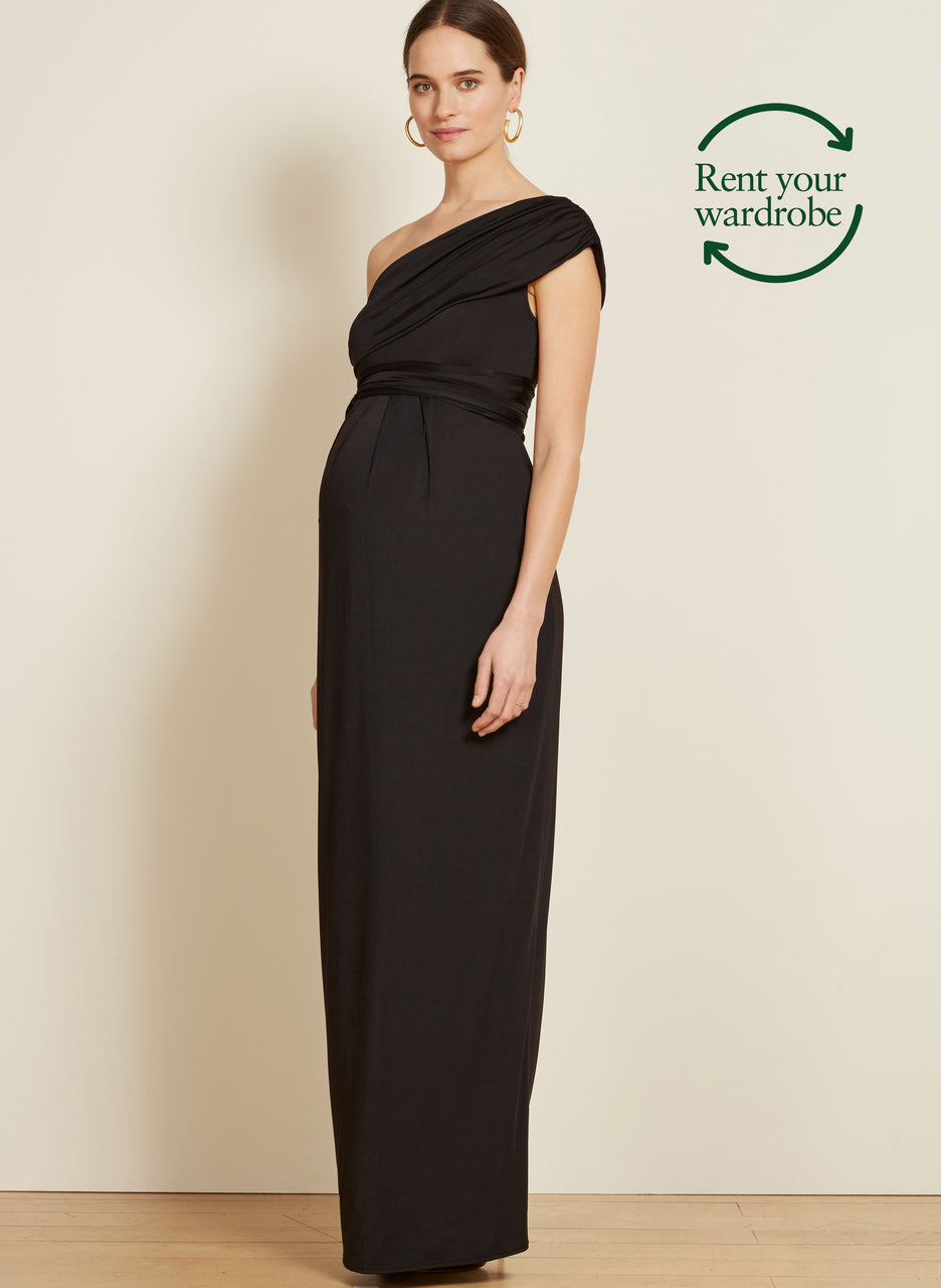 Belmont Maternity Maxi  to Rent
