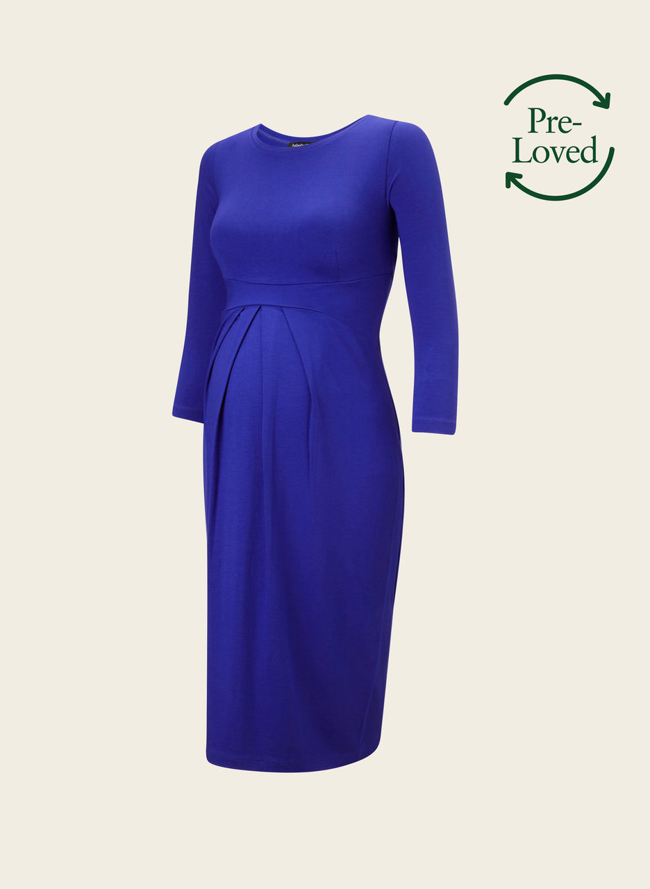 Pre-Loved Ivybridge Maternity Dress by Isabella Oliver