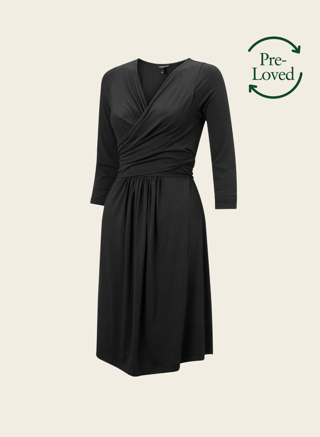 Pre-Loved Avebury Nursing Dress by Isabella Oliver