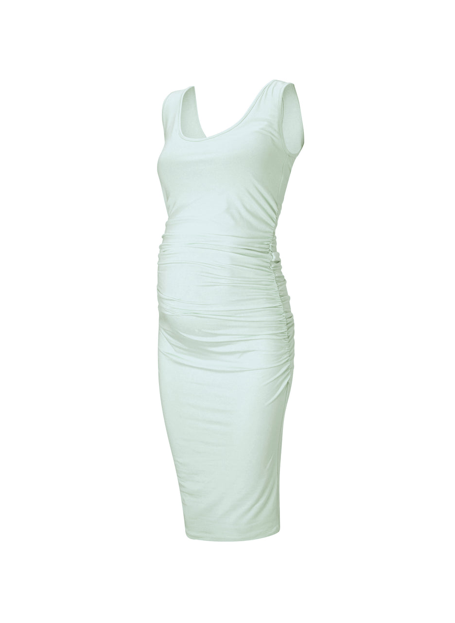 Ellis Maternity Tank Dress