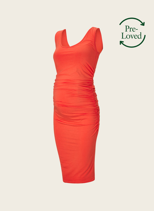 Pre Loved Ellis Maternity Tank Dress by Isabella Oliver