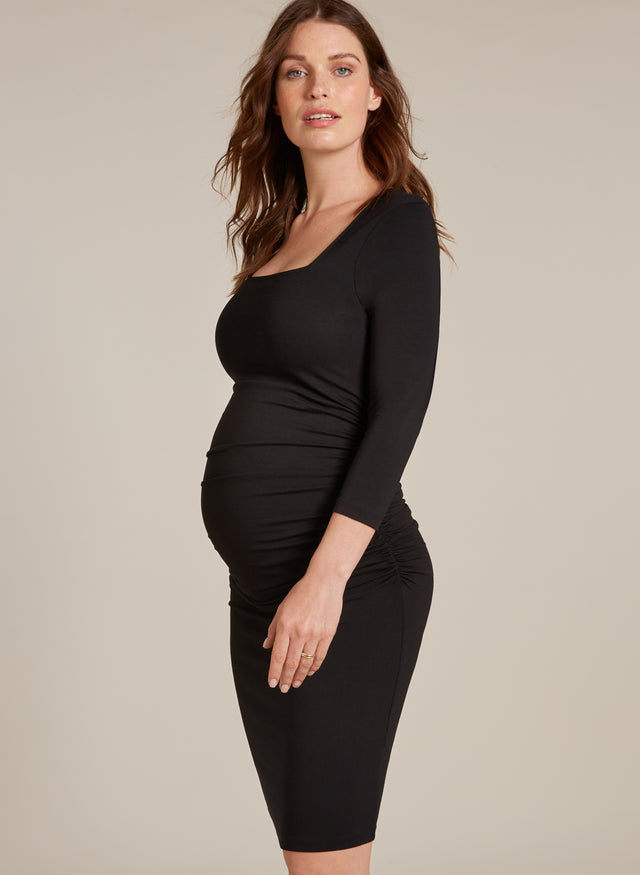 Avery Maternity Dress