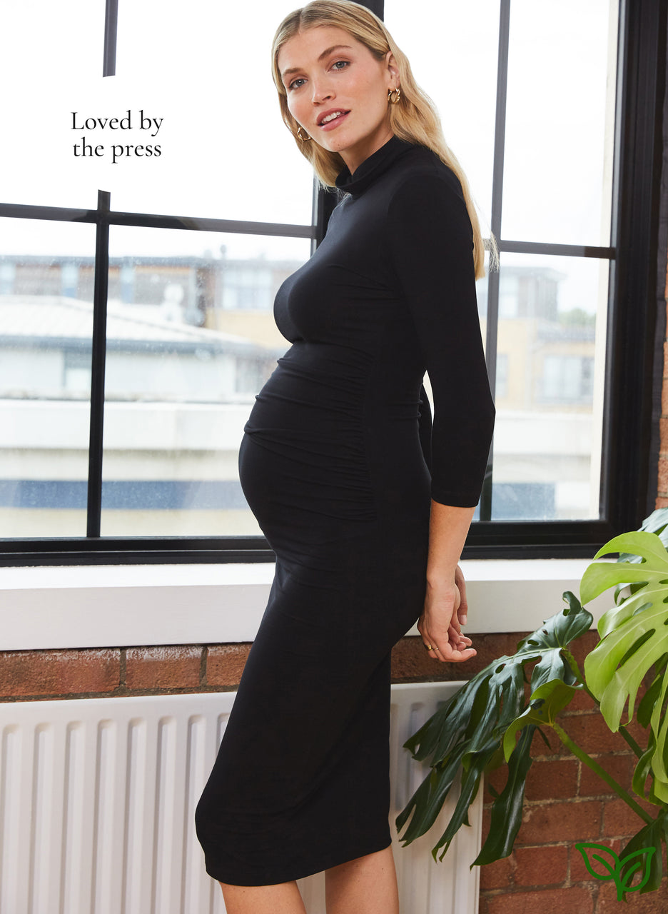 Grayson Maternity Dress with LENZING™ ECOVERO™