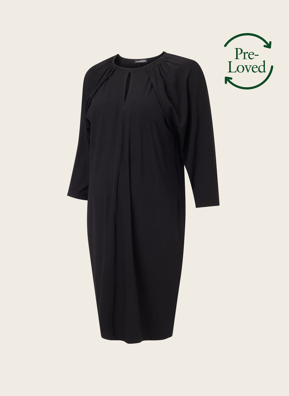 Pre-Loved Victoria Maternity Dress by Isabella Oliver