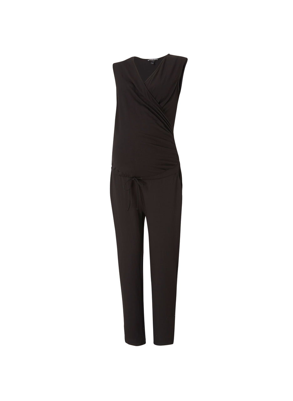 Zoey Maternity Jumpsuit