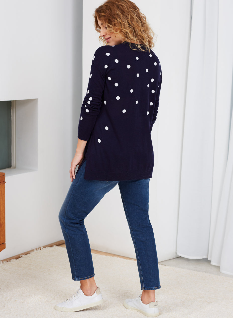 Celia Maternity Knit Jumper