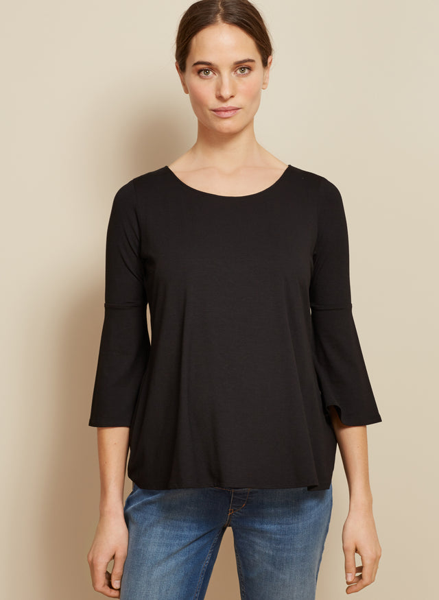 Flare Nursing Top