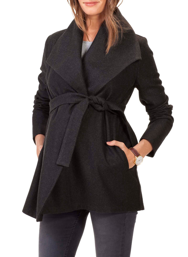 Melrose Maternity Coat