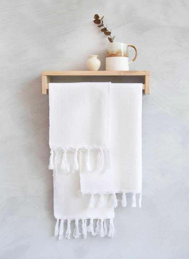 Ecosophy Organic Cotton Bath Towel