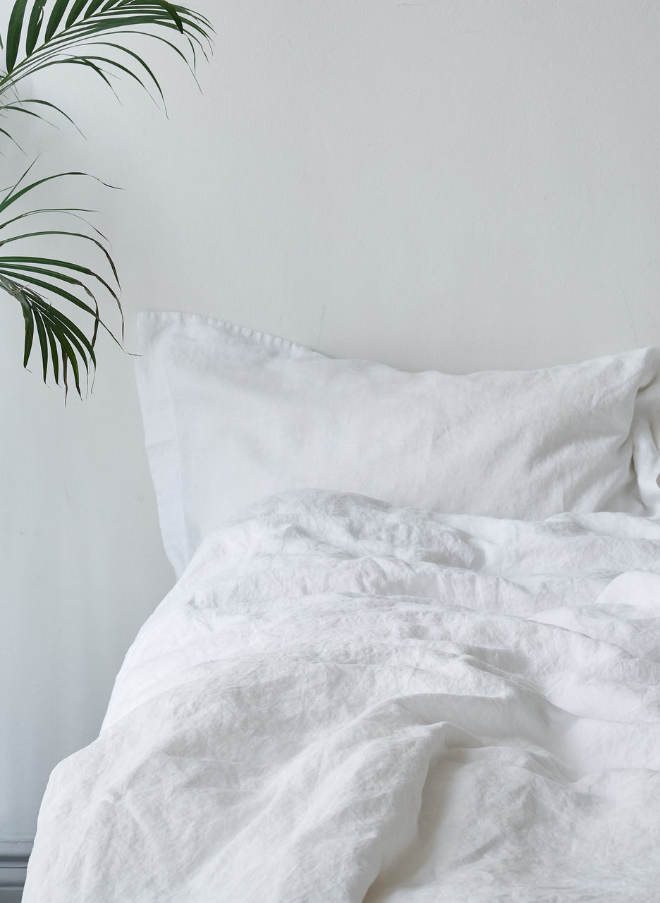 Ecosophy Organic Linen Pillow Case