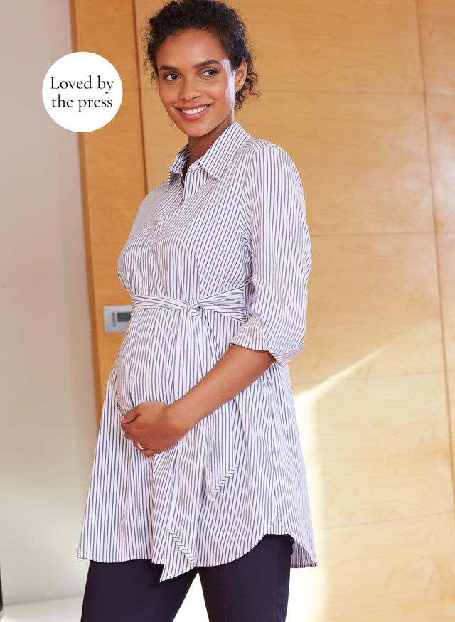 Gloria Maternity Shirt