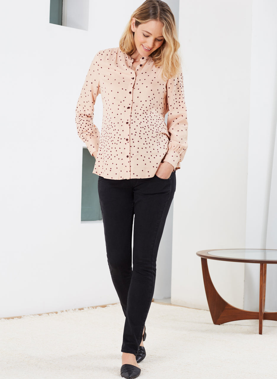 Juniper Maternity Blouse