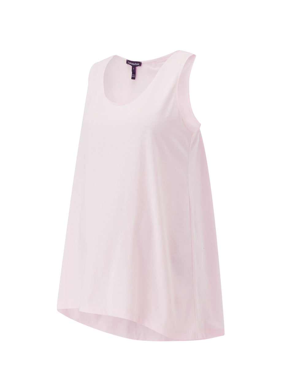 Claudia Maternity Cotton Tank