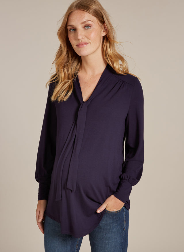 Christy Maternity Blouse