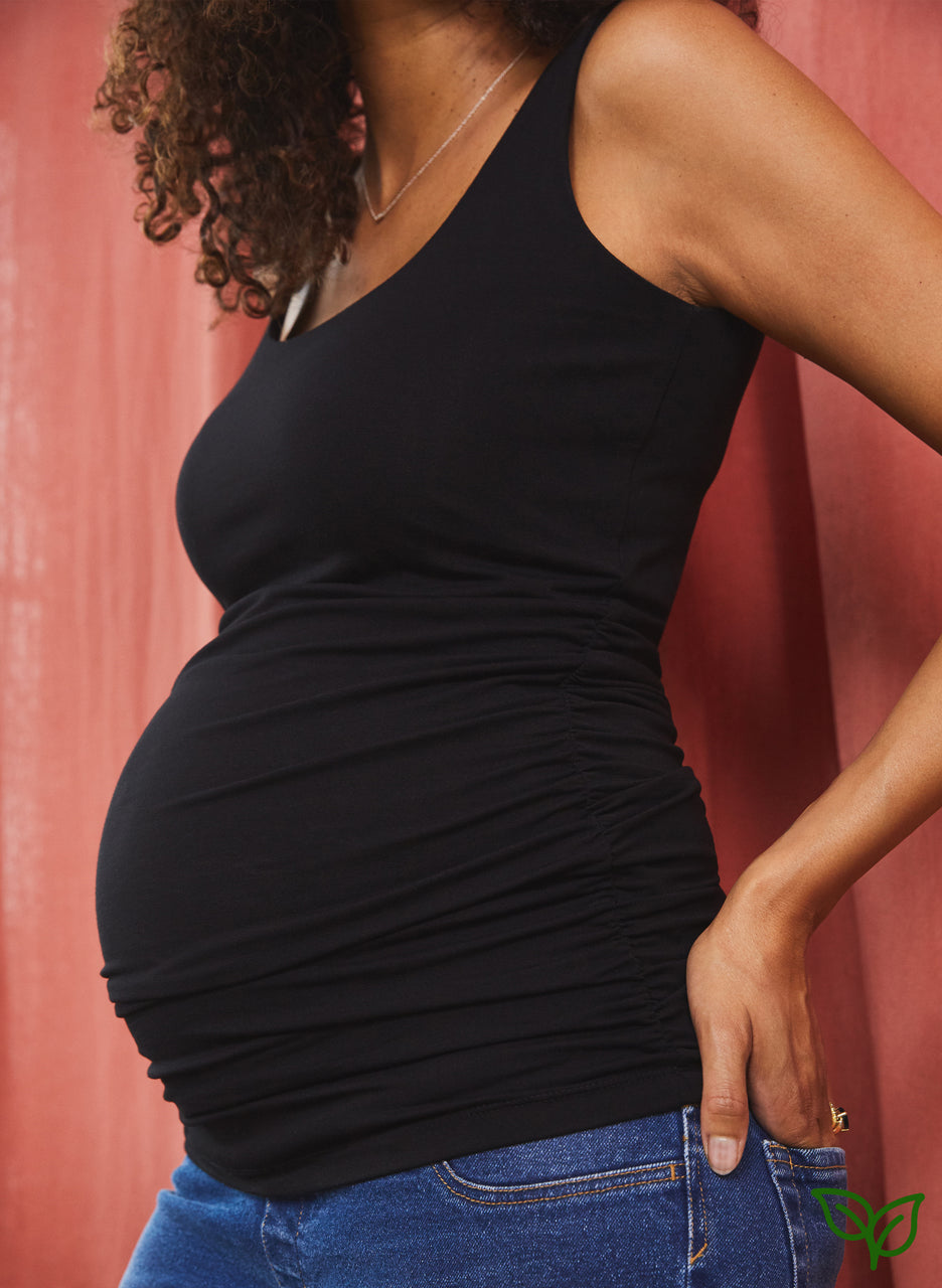 The Maternity Tank with LENZING™ ECOVERO™