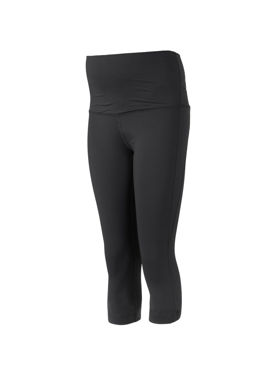 The Active Cropped Maternity Legging
