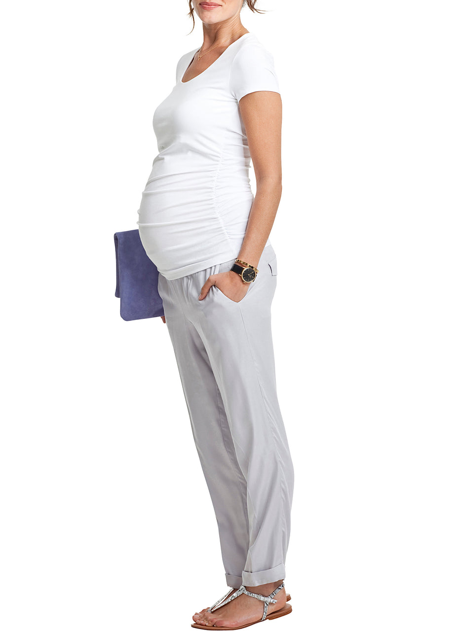 Messina Relaxed Maternity Trousers