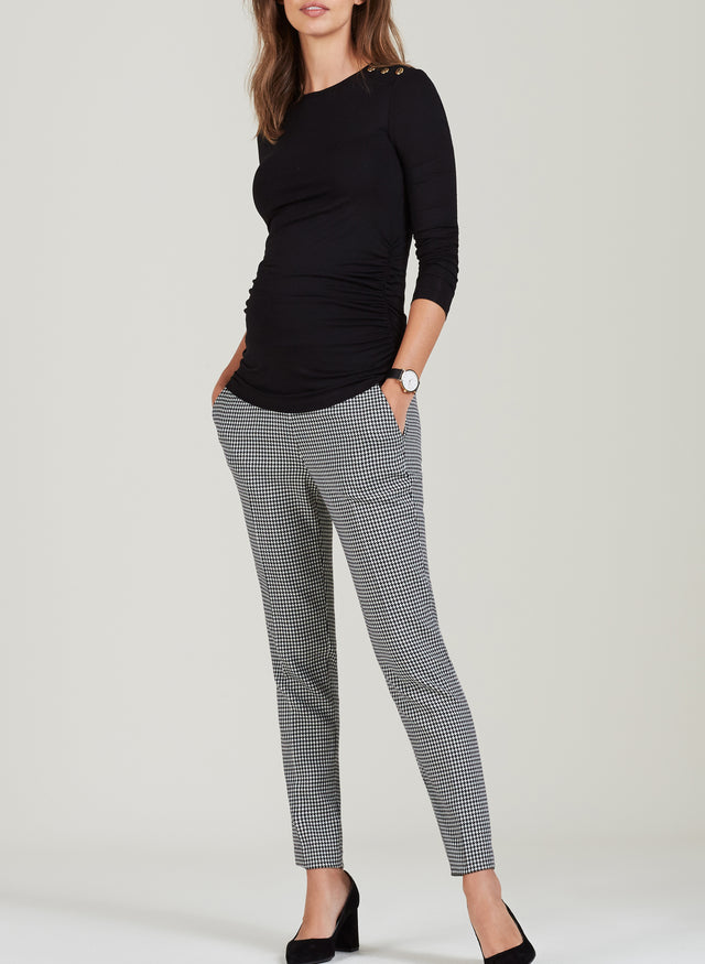 June Maternity Tailored Pants