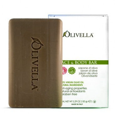 Olivella All Natural Bar Soap Original