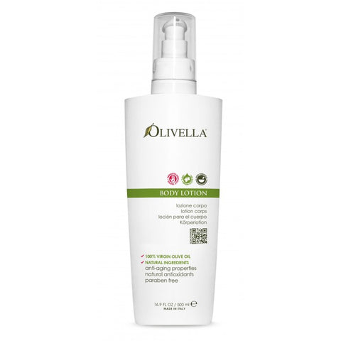 Olivella Body Lotion Pump