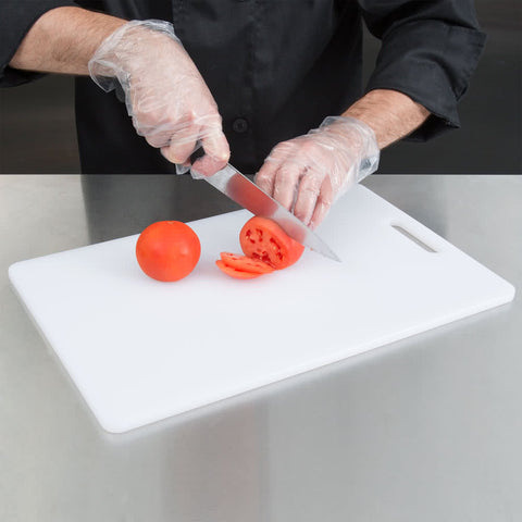 Cutting Board- White Poly