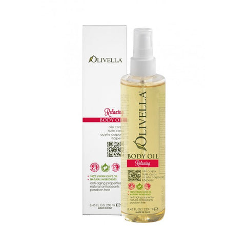 Olivella-Body Oil Relaxing
