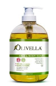 Olivella Original Face and Body Liquid Soap