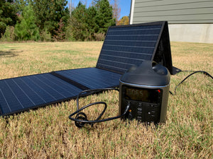 120W Solar Panel for H740 PRO and H740 BP