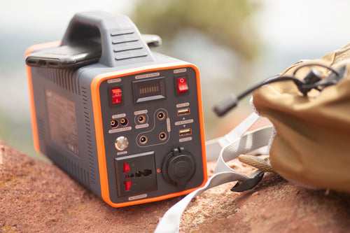 image of HIMCEN 600 portable power station