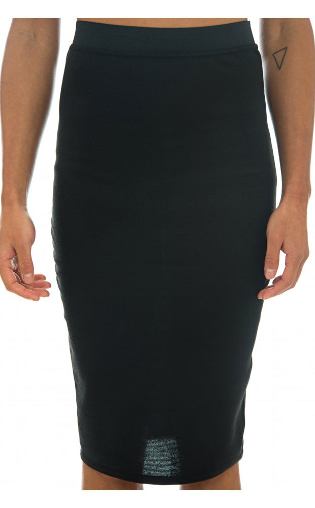 Sweet Fever Bodycon Skirt In Black