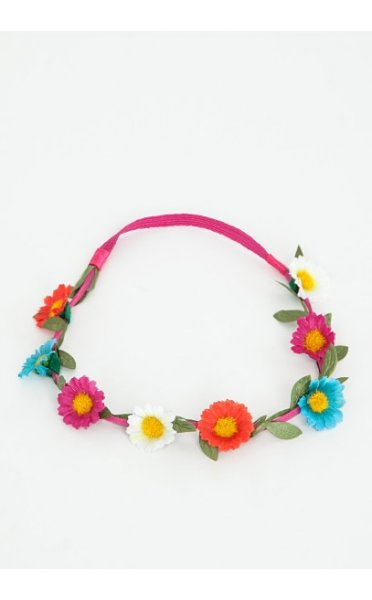 Dance Away Daisy Festival Hairband