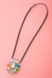 Coco Embellished Necklace