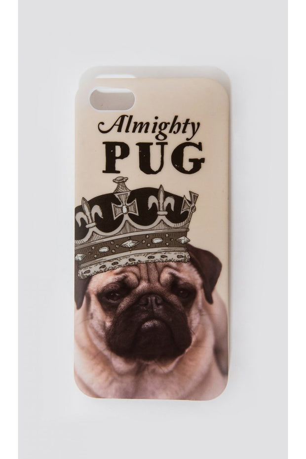 Pug Love Iphone Case Cover 5C