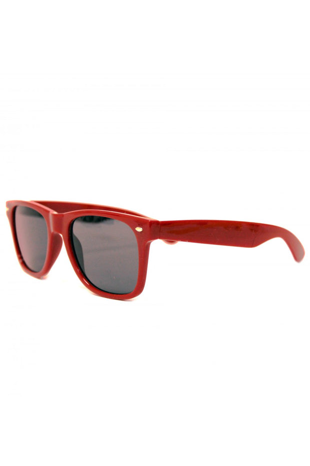 Red Festival Sunglasses