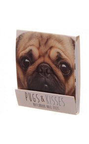 Pugs & Kisses Emery Boards