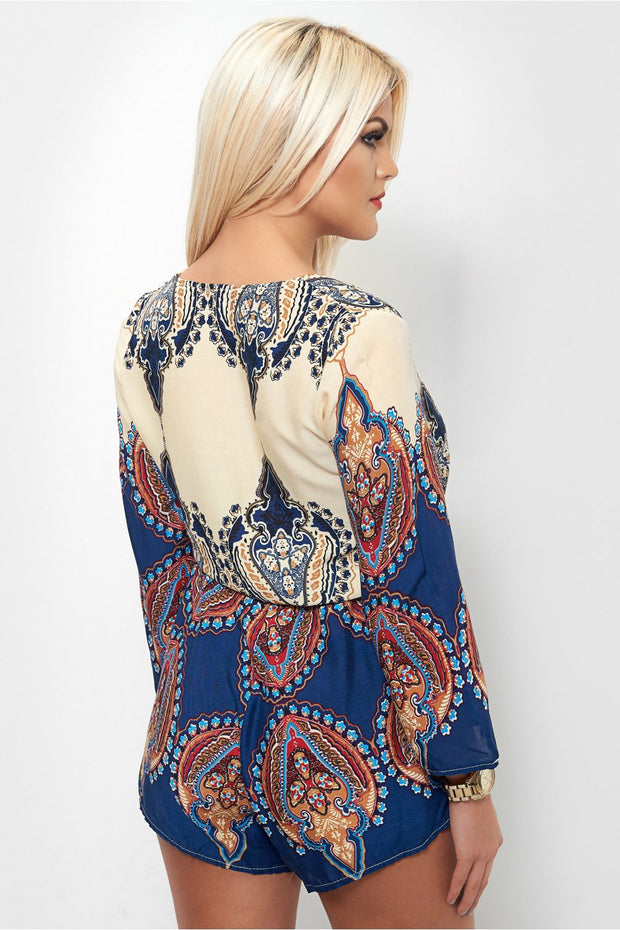 Wild Child Bohemian Playsuit