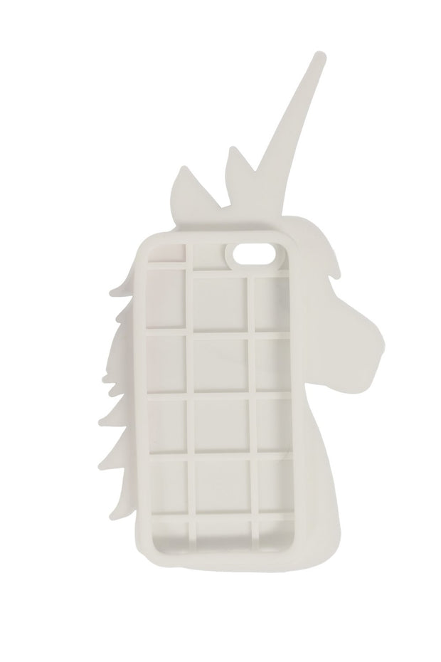 White Unicorn Iphone Case 5/5S/6/6S/6P/6SP Phone cover
