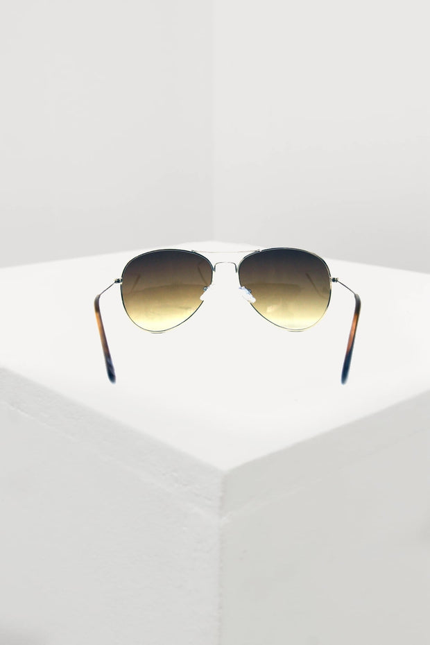 Festival Sunglasses In Gold