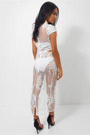 Coco Limited Edition Lace Bodycon Skirt